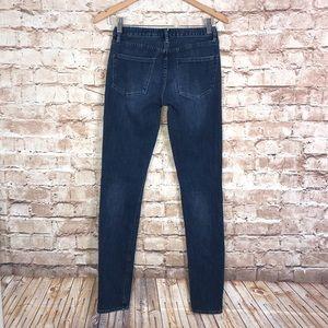Madewell Jeans - Madewell Skinny Skinny Dark Wash Jeans Sz 24x32